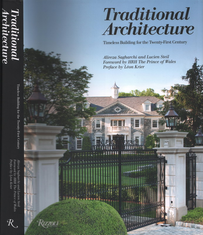 Tradition Architecture the book by Alireza Sagharchi and Lucien Steil